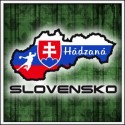 Slovensko mapa hádzáná