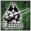 Winnetou s puškou