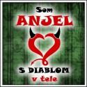 Som anjel s diablom v tele