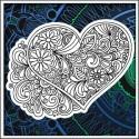 Antistress - Srdce