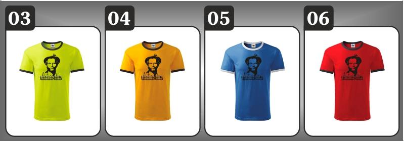 retro tričká s lemom Terence Hill